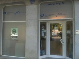 El local de l'Associació, a Barcelona