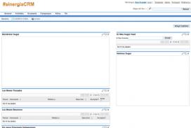 SinergiaCRM és un paquet molt complet que pot agilitzar molts processos