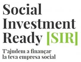 Social Investment Ready ha estat seleccionat per la Comissió Europea - Foto: SIR