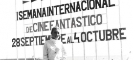 1er cartell del Festival de Sitges (1968)