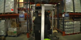 Imatge del magatzem del banc dels aliments