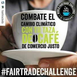 Imatge per compartir a les xarxes. Font: Fairtrade