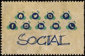 Social media. Font: geralt (Pixabay)