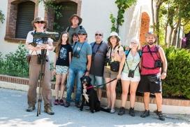 El Festival és una ocasió especial per a les persones aficionades a l'ornitologia, com els socis i les sòcies d'Apnae (imatge: apnae.org)