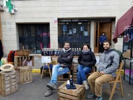 Les sòcies de la Cooperativa Tres Cadires