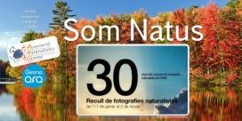 """La mostra """"30 anys de fotografia naturalista de l'ANG"""" commemora el final del concurs"""