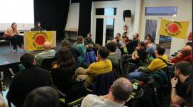 Trobada anual 2017 dels Grups Locals de Som Energia a Girona.