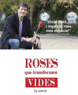 Cartell campanya de Sant Jordi d' El Mercat Social