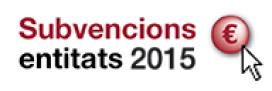 Subvencions a favor d'entitats sense finalitat de lucre de la Diputació de Barcelona