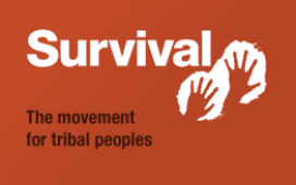 Logo de Survival International.