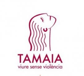 Logotip de l'associació Tamaia. Font: Tamaia