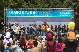 La Roda organitza cada any La Tamborinada, on els infants participen a través dels esplais