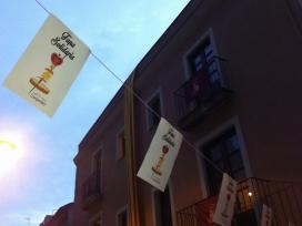 Banderola 'Tapa solidària'