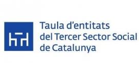 Logo de la Taula del Tercer Sector Social de Catalunya.