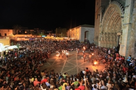 Festival Terra de Trobadors / Font: Ajuntament de Castelló d'Empúries