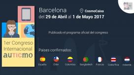 El 1r. Congrés Internacional de Tecnologia i Autisme, a Barcelona