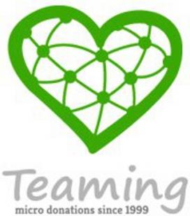 Logo de Teaming. Font: Teaming