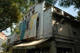 Cantonada dels carrers Paral·lel i Nou de la Rambla