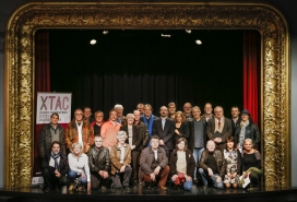 Presentació de la XTAC 2016 (font: XTAC ©Martí E. Berenguer).