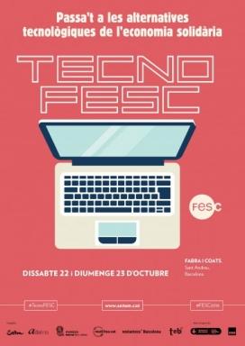 Cartell de l'espai TecnoFESC