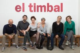 L'escola de teatre i cooperativa El Timbal celebra enguany el 50 aniversari.