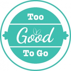 Logo de l'aplicació Too Good To Go.