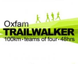 Imatge de la campanya d'Intermón Oxfam Trailwalker