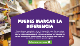 La campanya Darrere la marca apel·la al consumidor per pressionar les empreses