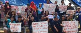 Les zones econòmiques són restringides a les persones filipines