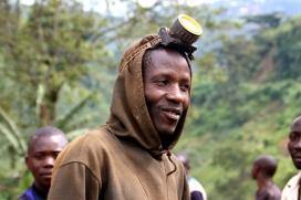 Treballador congolès. Imatge CC BY-NC-SA 2.0 de la galeria Fairphone (Flickr)
