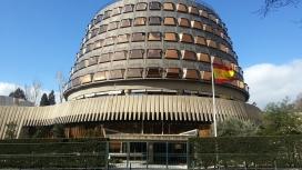 L'edifici del Tribunal Constitucional. Font: Wikipedia