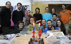 Anar a una trobada d'Arduino pot ser una bona opció per aprendre'n!
