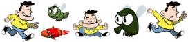 La iniciativa és impulsada per l'empresa Sinblink i compta amb la col·laboració d'onlinechampion.com. Font: Down Catalunya