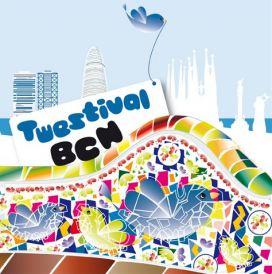 Imatge del Twestival Barcelona 2011
