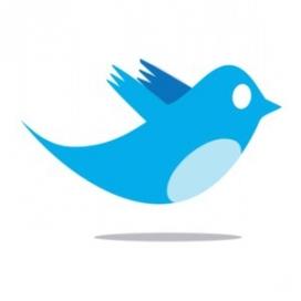 Logotip del twitter
