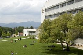 Campus de la Universitat de Girona (Font: UdG)