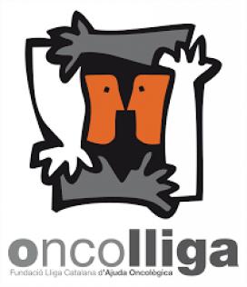 Logotip de l'associació premiada. Font: Oncolliga