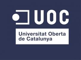 El logotip de la UOC. Font: UOC