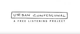 Logotip d'Urban Confessional. Font: Urban Confessional