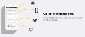 Ushahidi és una aplicació que permet la recol·lecció d'informació i dades