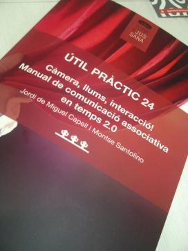 Manual Útil Pràctic editat per Torre Jussana sobre comunicació associativa