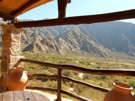 Una vista del Valles Cachaquíes