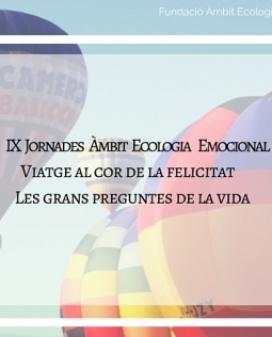 IX Jornades Àmbit Ecologia Emocional