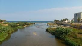 Dissabte 18 de març es realitza una caminada naturalista per la descoberta del tram final del riu Besòs (imatge: wikilok)