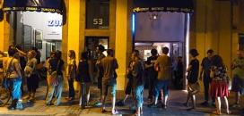 Entrada del cinema / Foto: Zumzeig Cinemacooperativa