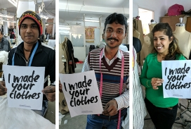 Campanya de moda ètica