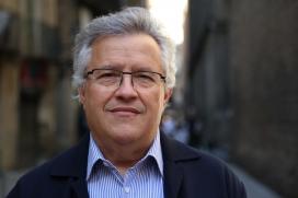 Josep Viana, president de l'ENS.