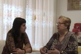 Imatge d'una de les entrevistes del documental realitzat pel SEPC