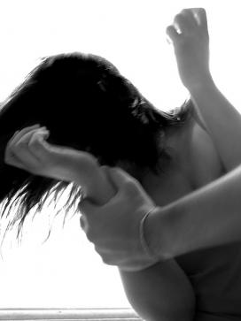 Violència de gènere. Font: bloco (Flickr)