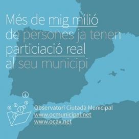 Imatge treta del web d'Observatori Ciutadà Municipal